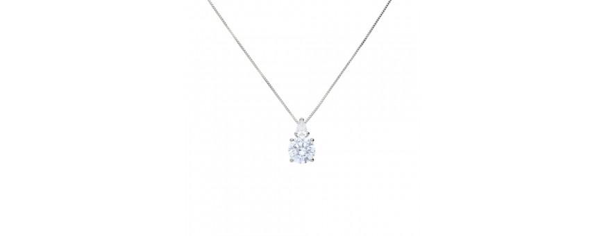 Ciondoli  con diamanti