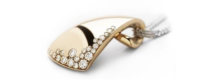 Collane con diamanti